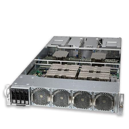Picture of 2U4GPU-A100-E7003