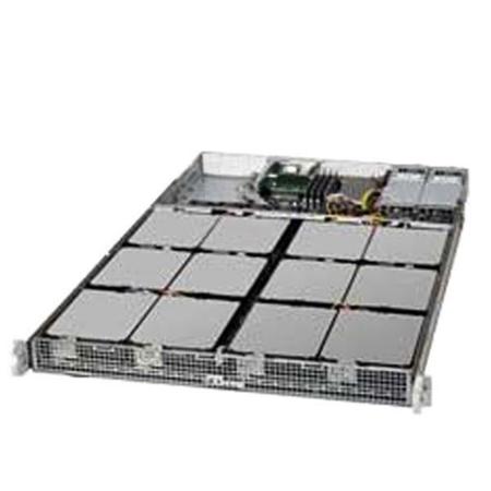 Picture of NetDisk 1012B: 1U 12HDD